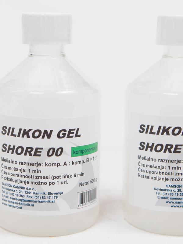 Silikon gel Shore 00 AB 2000g