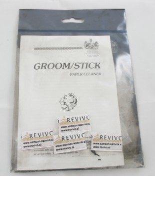 Groom - stick paper cleaner      100 g